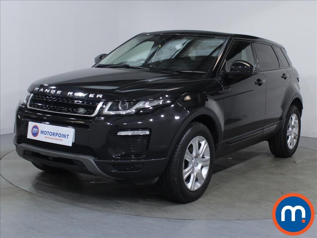 Land Rover Range Rover Evoque SE Tech - Stock Number 1094453 Passenger side front corner