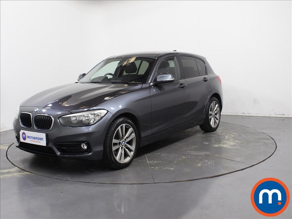 BMW 1 Series Sport - Stock Number 1097968 Passenger side front corner