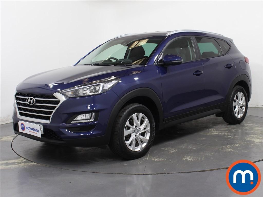 Hyundai Tucson SE Nav - Stock Number 1096534 Passenger side front corner