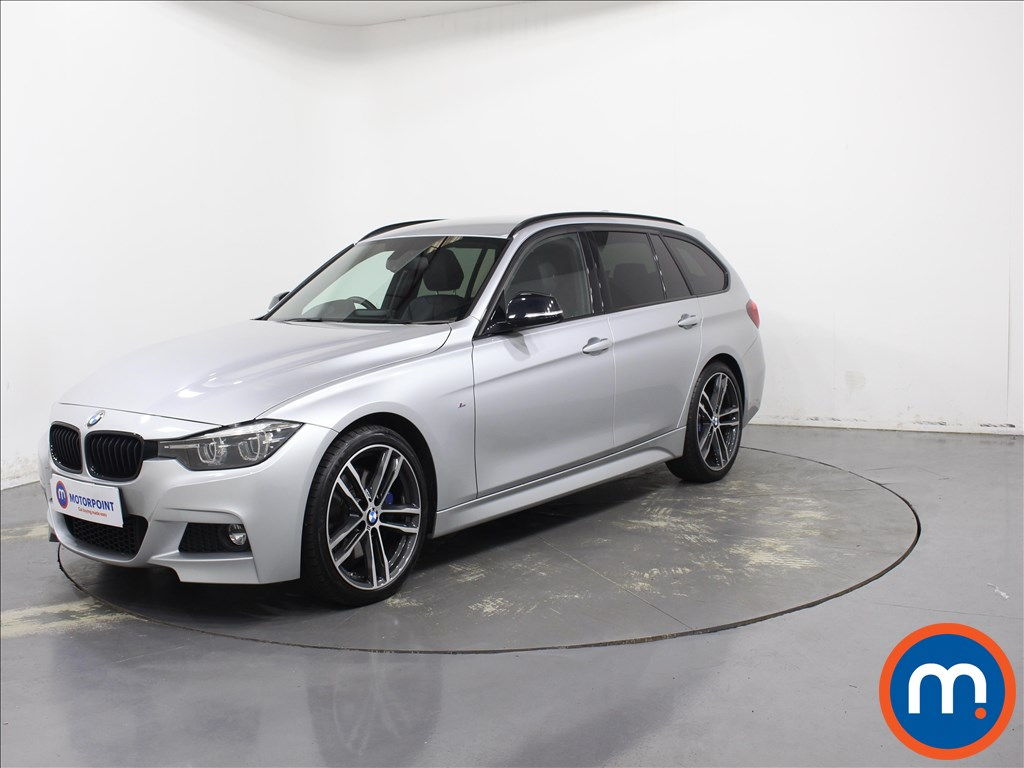 BMW 3 Series M Sport Shadow Edition - Stock Number 1096879 Passenger side front corner