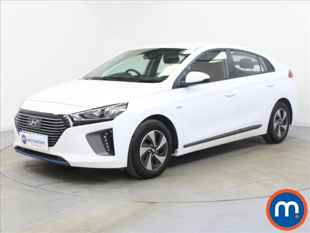 Hyundai Ioniq SE - Stock Number 1087997 Passenger side front corner