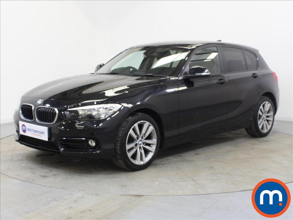 BMW 1 Series Sport - Stock Number 1098023 Passenger side front corner