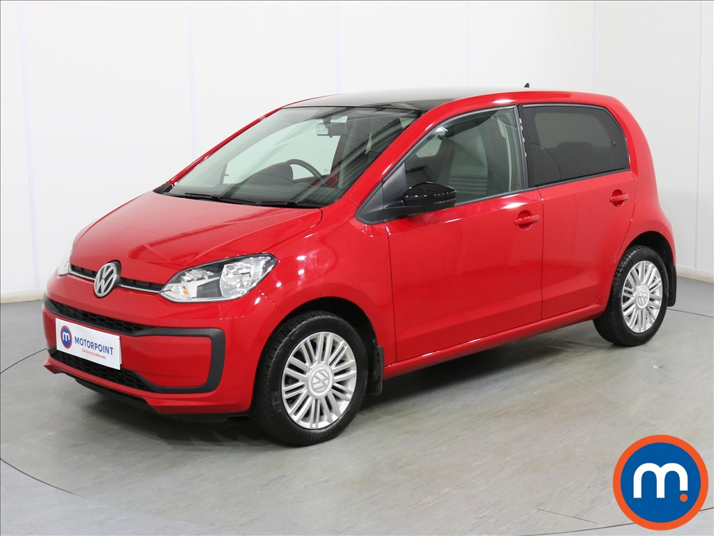 Volkswagen UP Move Up - Stock Number 1100228 Passenger side front corner