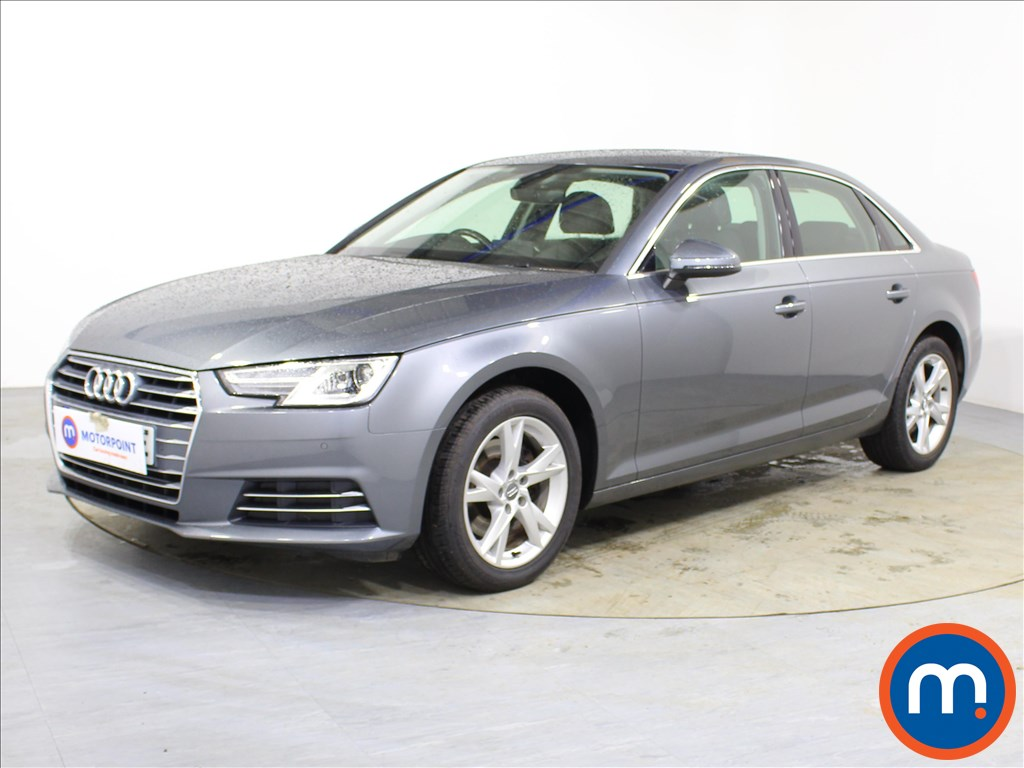 Audi A4 Sport - Stock Number 1093414 Passenger side front corner