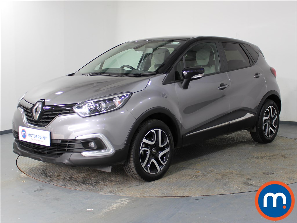 Renault Captur Iconic - Stock Number 1093357 Passenger side front corner