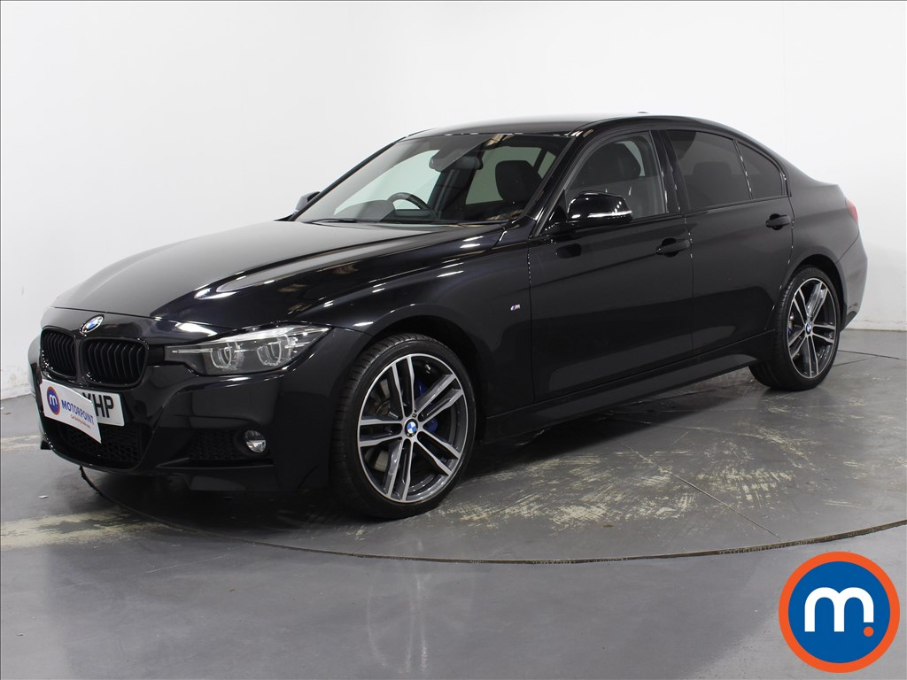 BMW 3 Series M Sport Shadow Edition - Stock Number 1098778 Passenger side front corner
