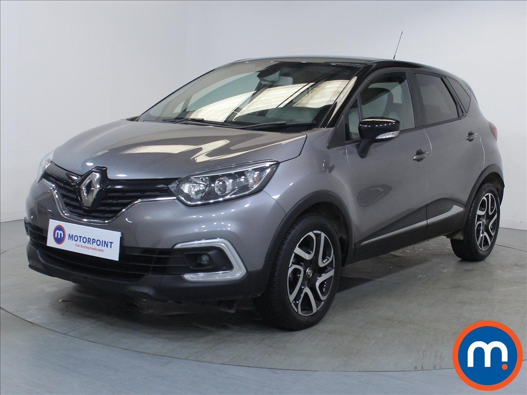 Renault Captur Iconic - Stock Number 1093359 Passenger side front corner