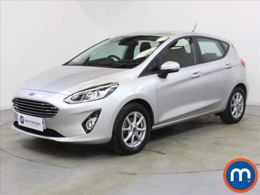 Ford Fiesta Zetec - Stock Number 1099537 Passenger side front corner