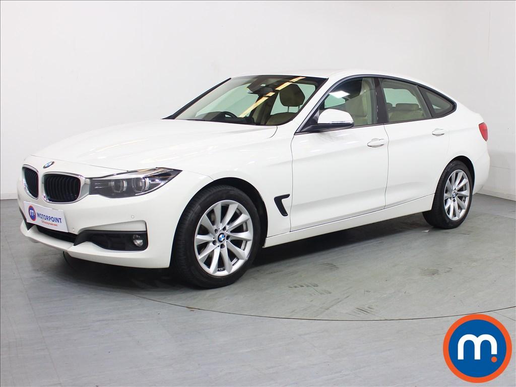 BMW 3 Series SE - Stock Number 1096503 Passenger side front corner