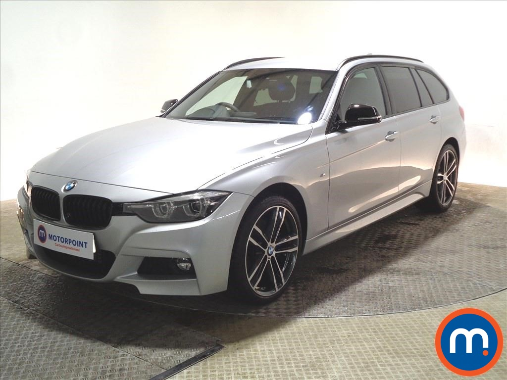 BMW 3 Series M Sport Shadow Edition - Stock Number 1096796 Passenger side front corner