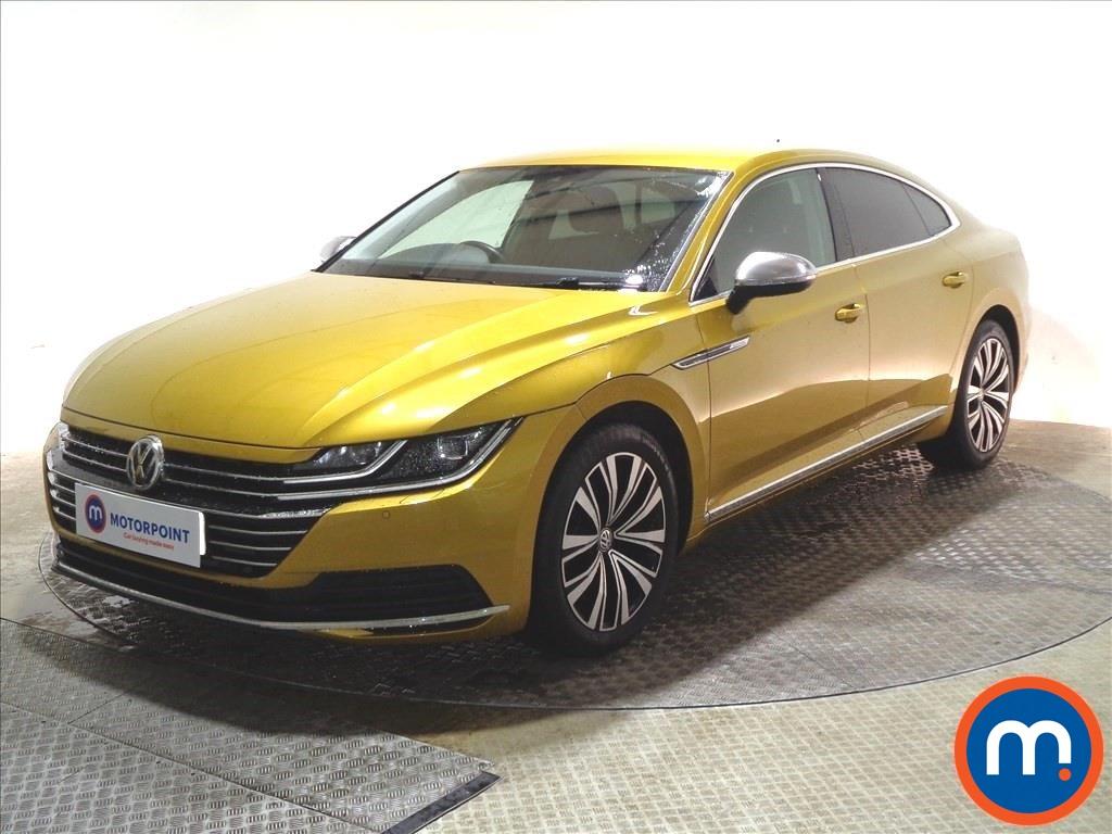 Volkswagen Arteon Elegance - Stock Number 1094226 Passenger side front corner