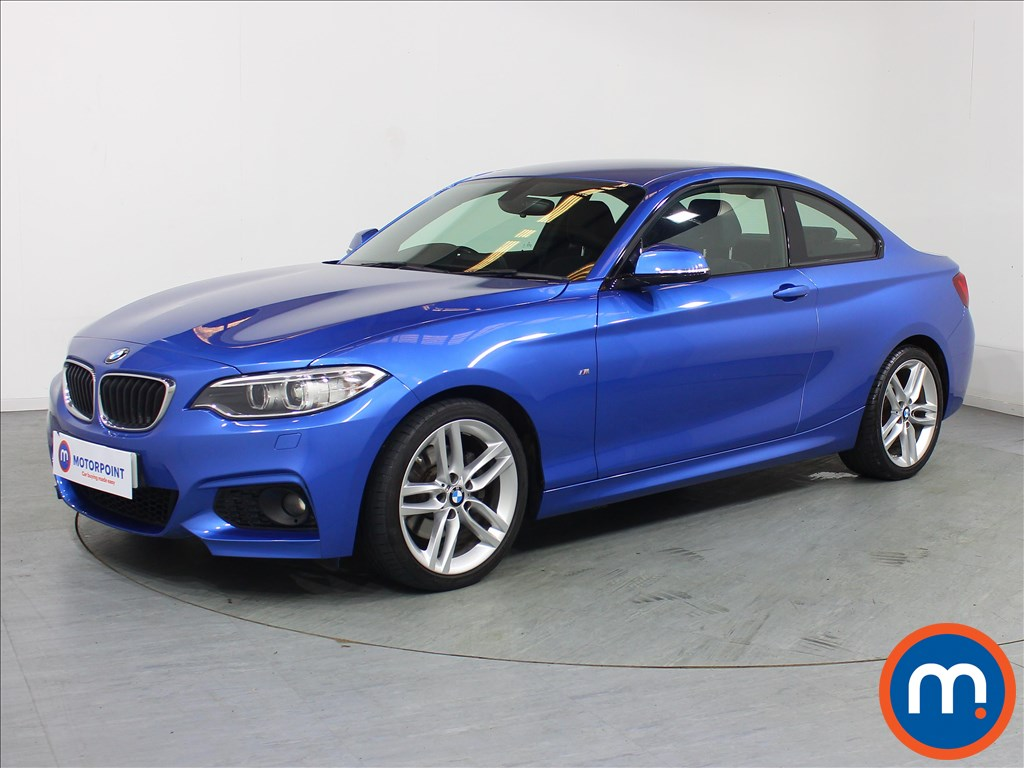 BMW 2 Series M Sport - Stock Number 1098776 Passenger side front corner
