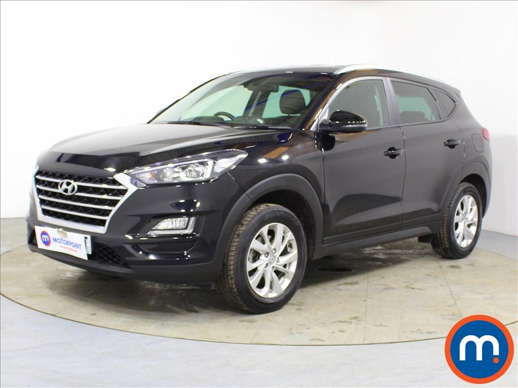 Hyundai Tucson SE Nav - Stock Number 1096518 Passenger side front corner