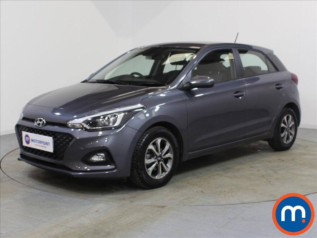 Hyundai I20 SE - Stock Number 1094995 Passenger side front corner