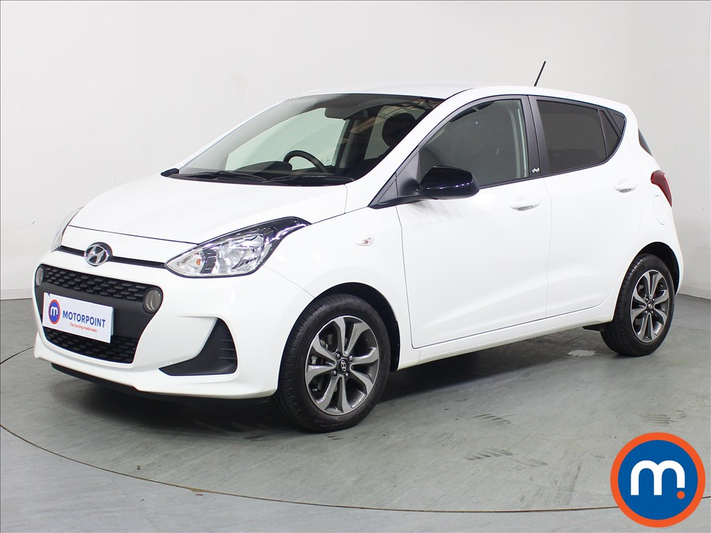 Hyundai I10 Play - Stock Number 1095370 Passenger side front corner