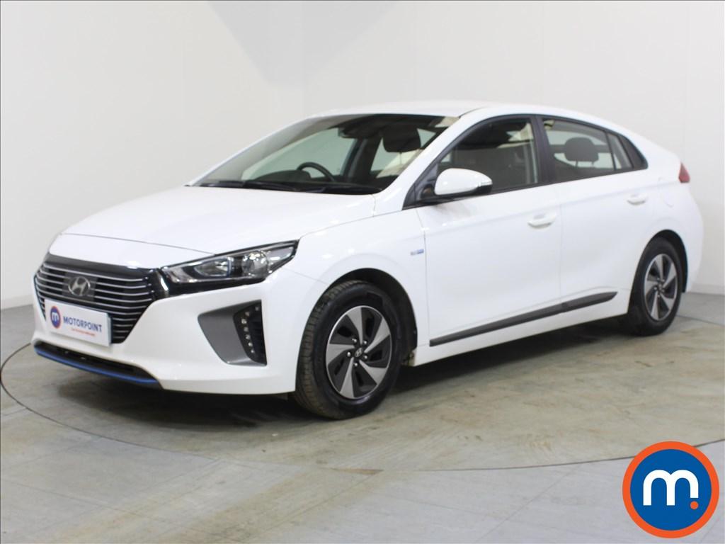 Hyundai Ioniq SE - Stock Number 1087984 Passenger side front corner