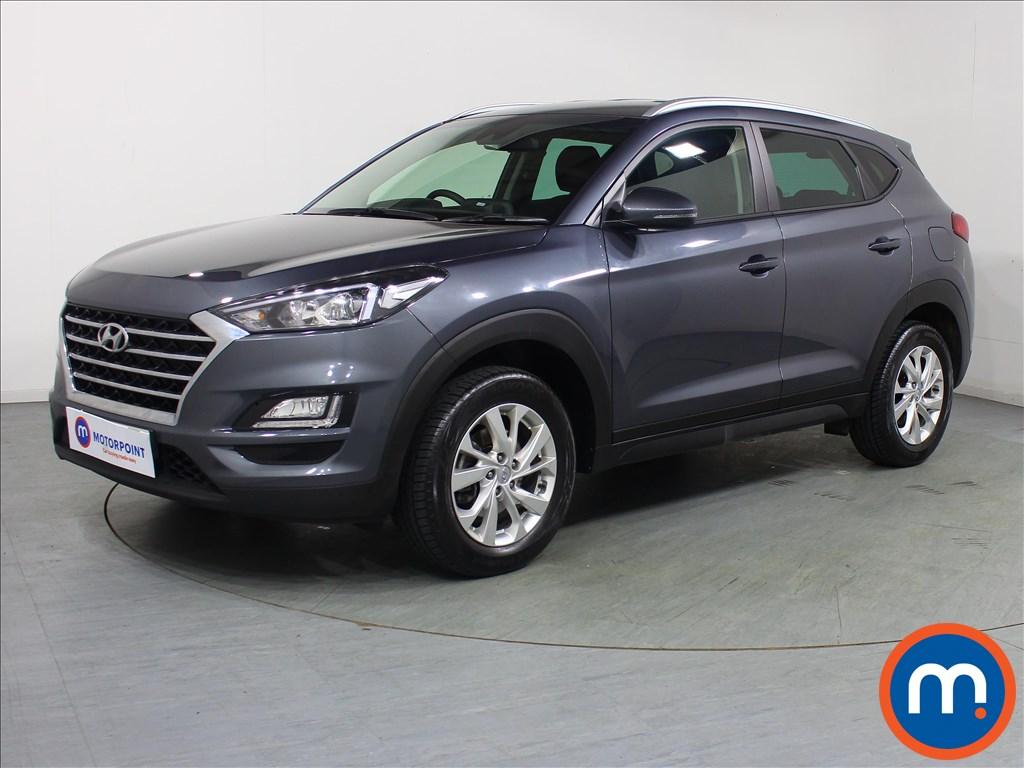 Hyundai Tucson SE Nav - Stock Number 1098804 Passenger side front corner