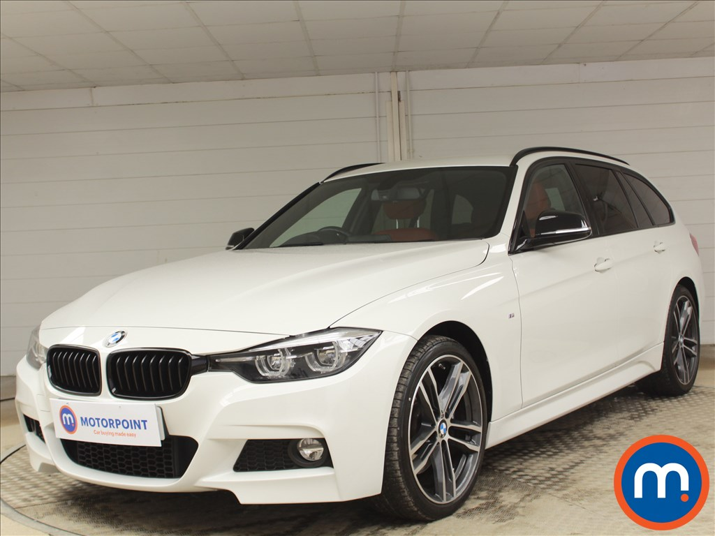 BMW 3 Series M Sport Shadow Edition - Stock Number 1097860 Passenger side front corner