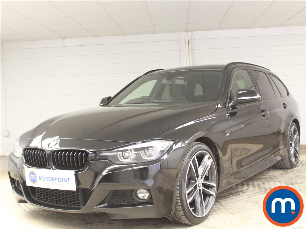 BMW 3 Series M Sport Shadow Edition - Stock Number 1096856 Passenger side front corner