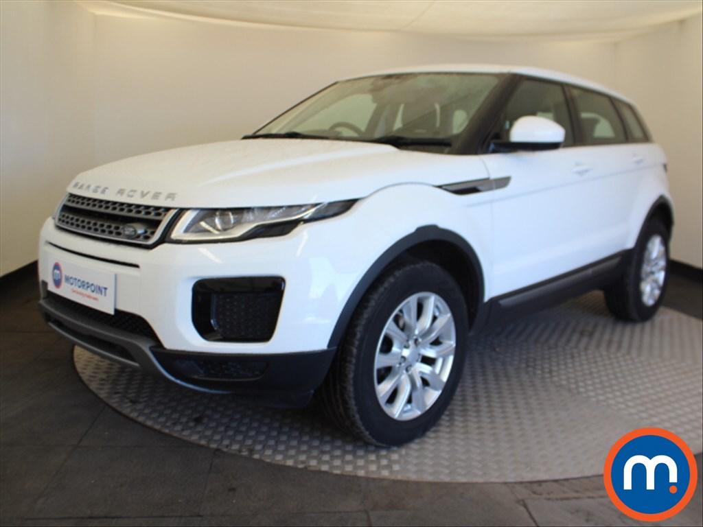 Land Rover Range Rover Evoque SE - Stock Number 1096489 Passenger side front corner