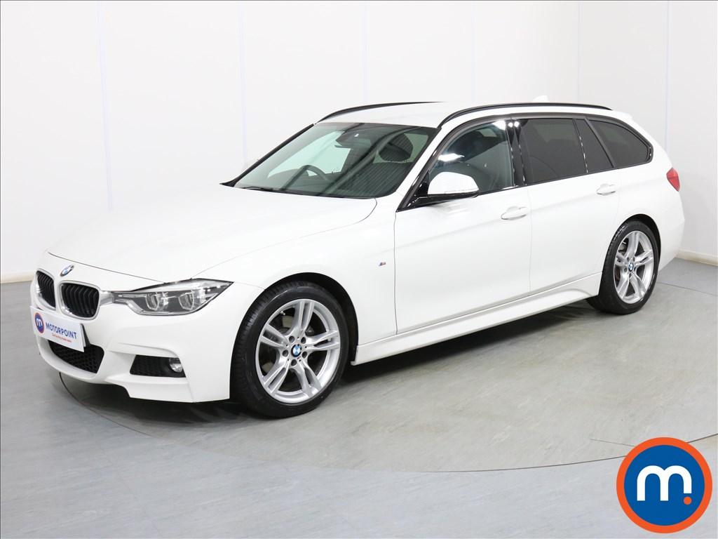 BMW 3 Series M Sport - Stock Number 1098463 Passenger side front corner