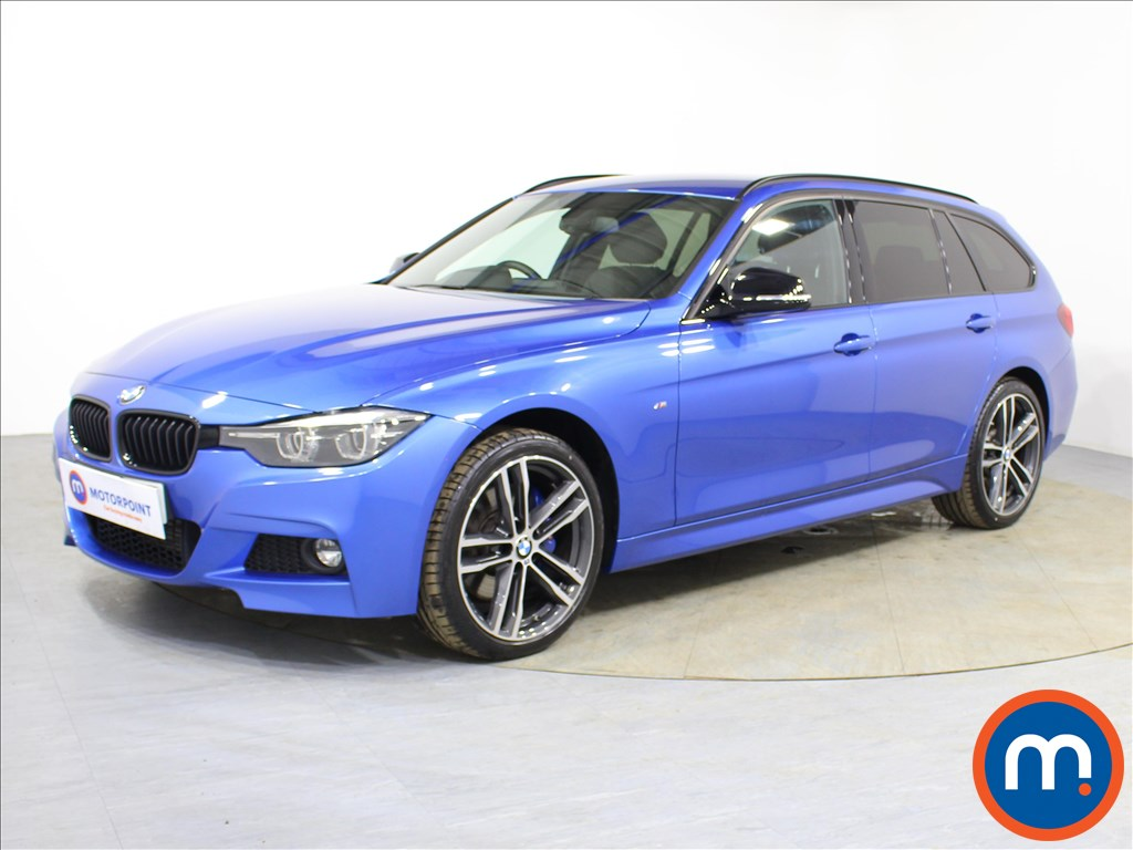 BMW 3 Series M Sport Shadow Edition - Stock Number 1095127 Passenger side front corner