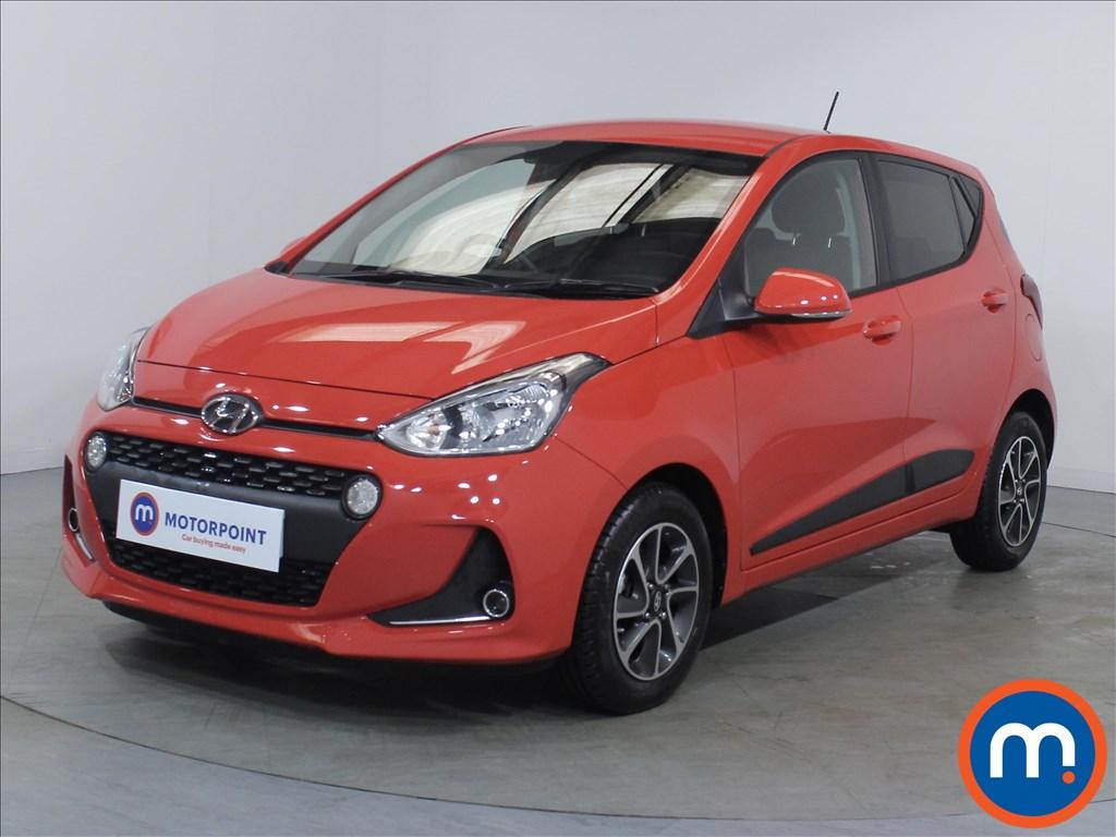 Hyundai I10 Premium - Stock Number 1095424 Passenger side front corner