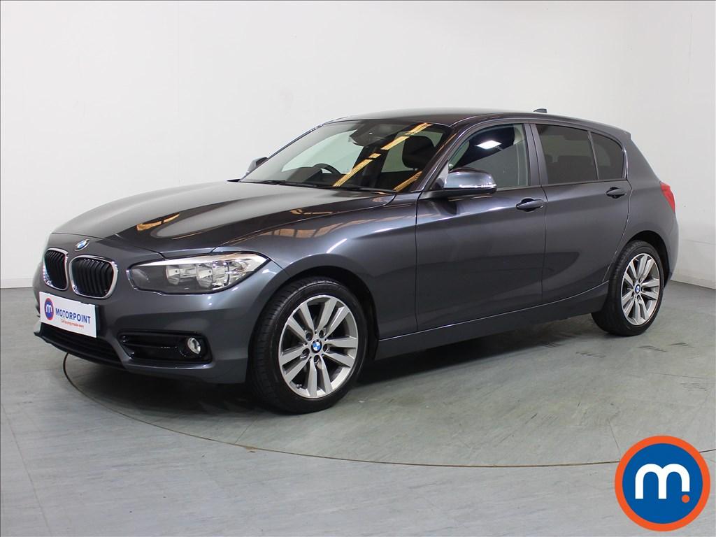 BMW 1 Series Sport - Stock Number 1097975 Passenger side front corner