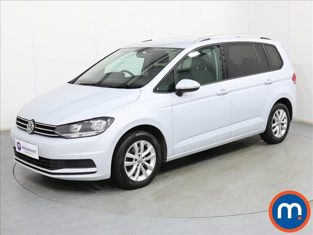 Volkswagen Touran SE - Stock Number 1100212 Passenger side front corner