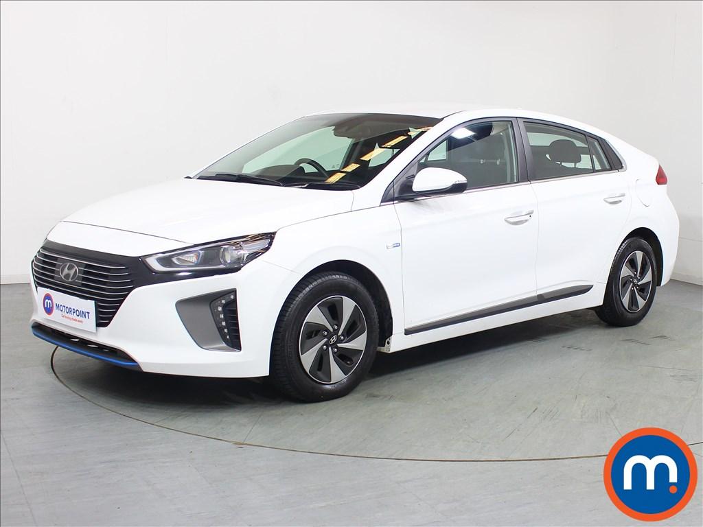 Hyundai Ioniq Premium - Stock Number 1087991 Passenger side front corner