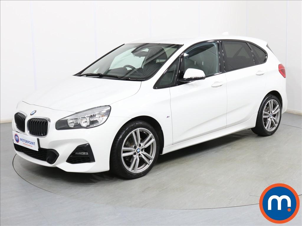 BMW 2 Series M Sport - Stock Number 1096708 Passenger side front corner
