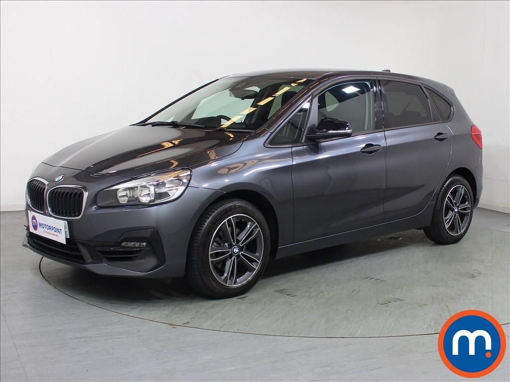 BMW 2 Series Sport - Stock Number 1091023 Passenger side front corner