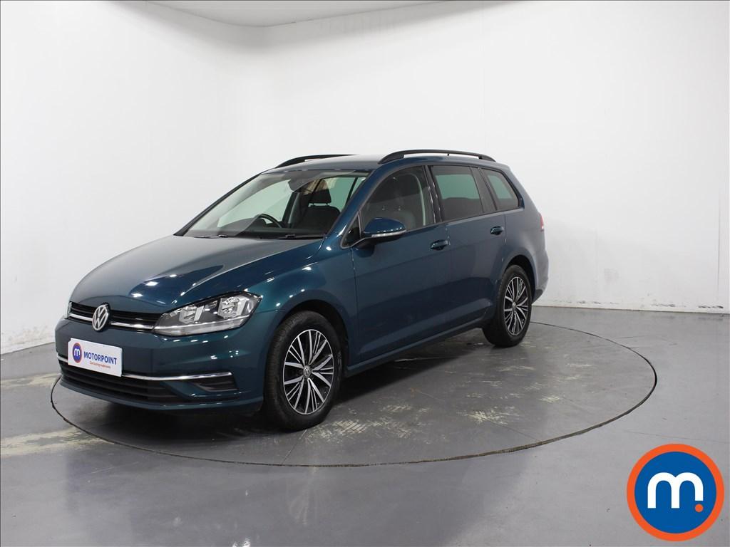 Volkswagen Golf SE - Stock Number 1098714 Passenger side front corner