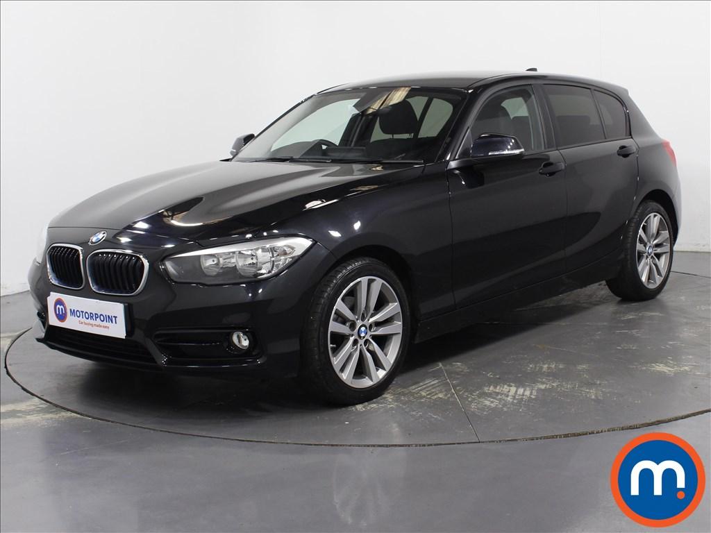 BMW 1 Series Sport - Stock Number 1098043 Passenger side front corner