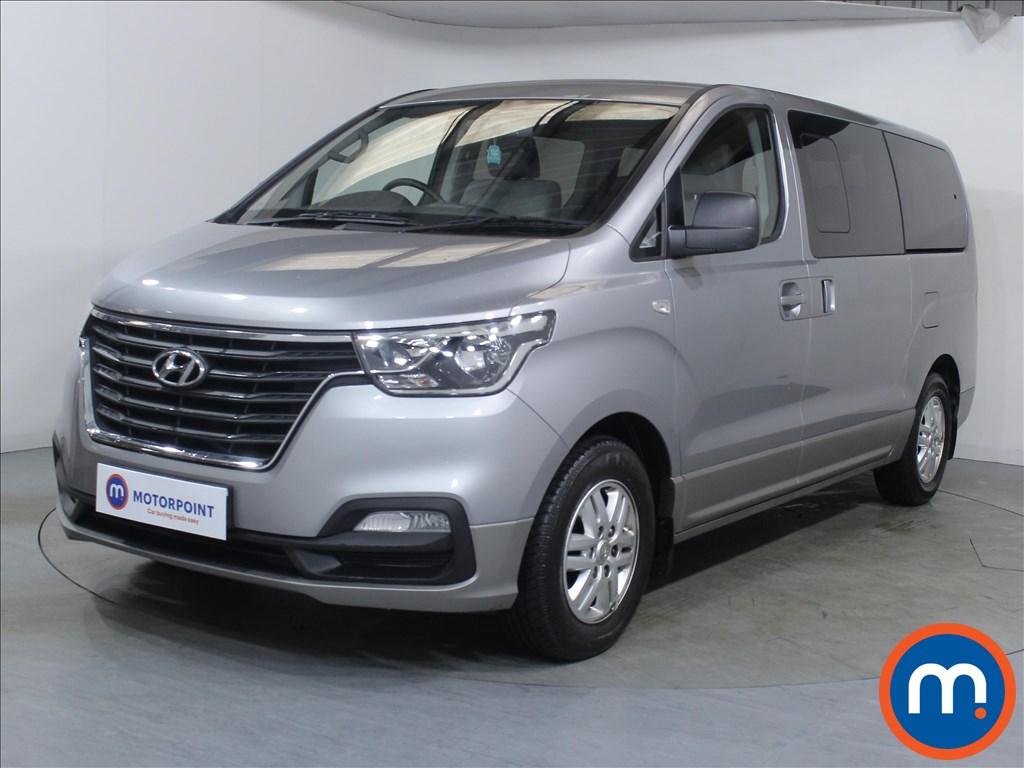 Hyundai I800 SE Nav - Stock Number 1093299 Passenger side front corner