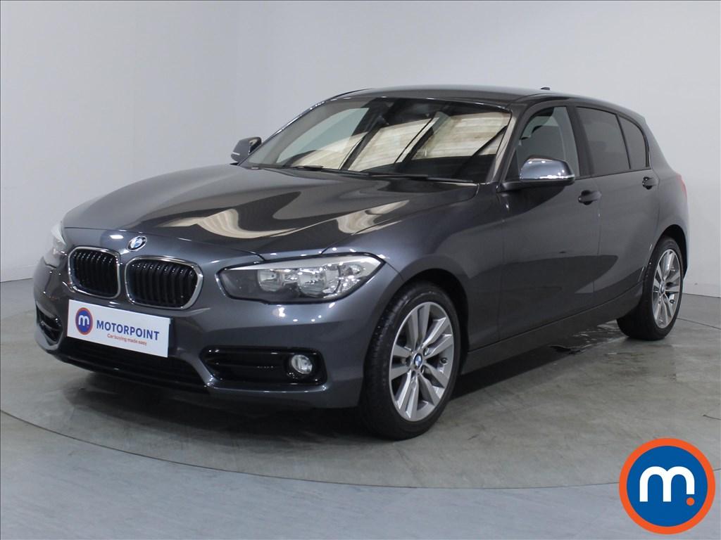 BMW 1 Series Sport - Stock Number 1097925 Passenger side front corner