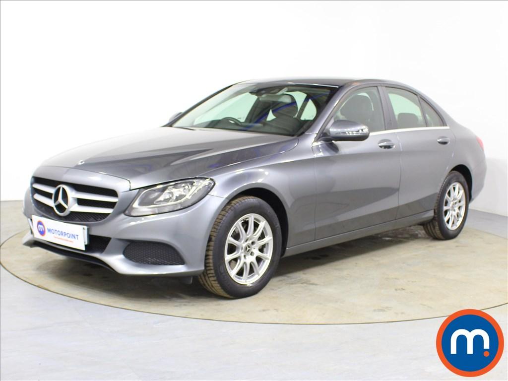 Mercedes-Benz C Class SE - Stock Number 1098336 Passenger side front corner