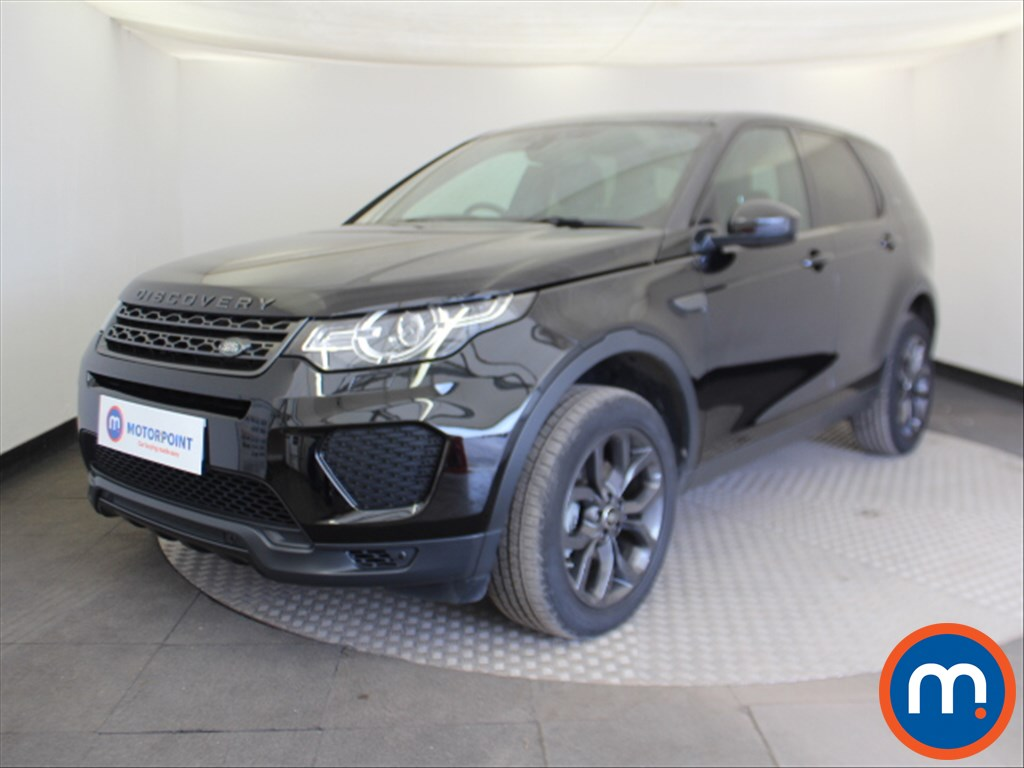 Land Rover Discovery Sport Landmark - Stock Number 1096261 Passenger side front corner