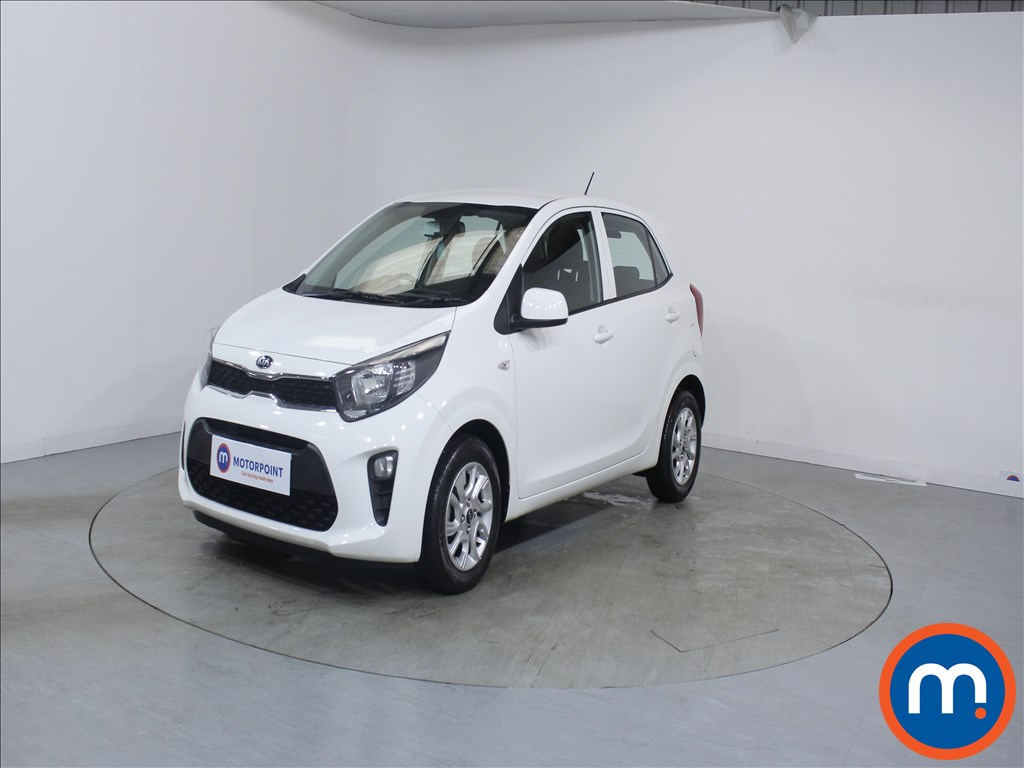 KIA Picanto 2 - Stock Number 1098315 Passenger side front corner