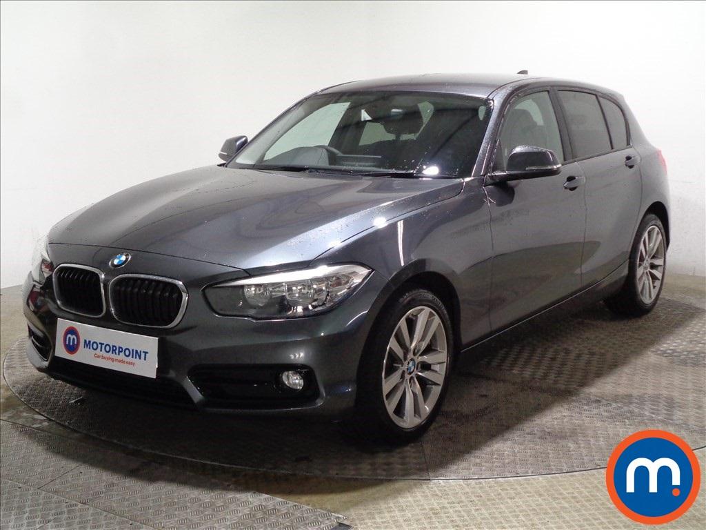 BMW 1 Series Sport - Stock Number 1097943 Passenger side front corner