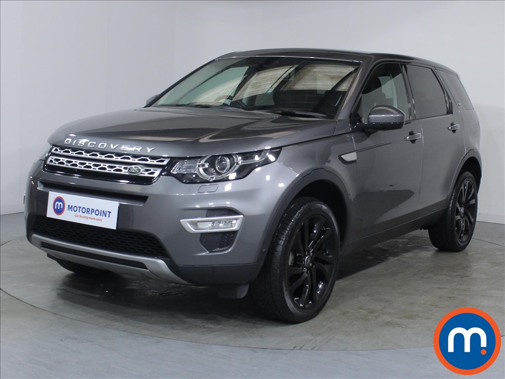 Land Rover Discovery Sport HSE Luxury - Stock Number 1101312 Passenger side front corner