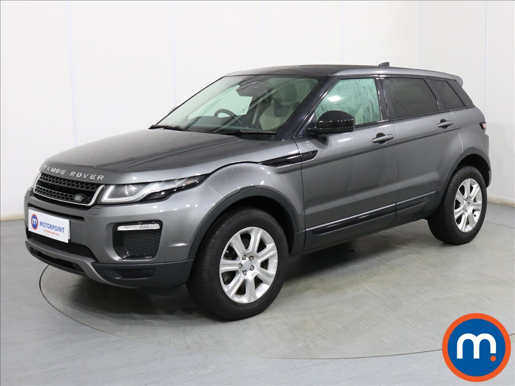 Land Rover Range Rover Evoque SE Tech - Stock Number 1098934 Passenger side front corner