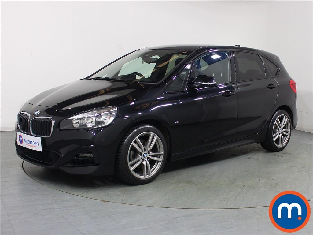 BMW 2 Series M Sport - Stock Number 1098445 Passenger side front corner