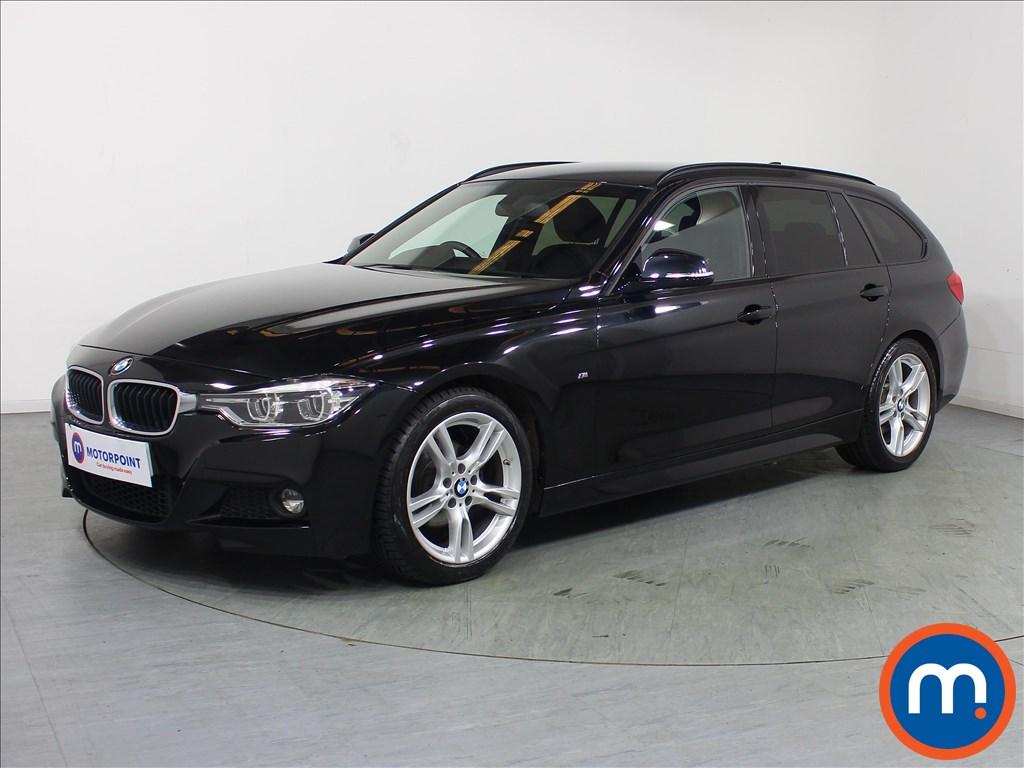 BMW 3 Series M Sport - Stock Number 1084388 Passenger side front corner