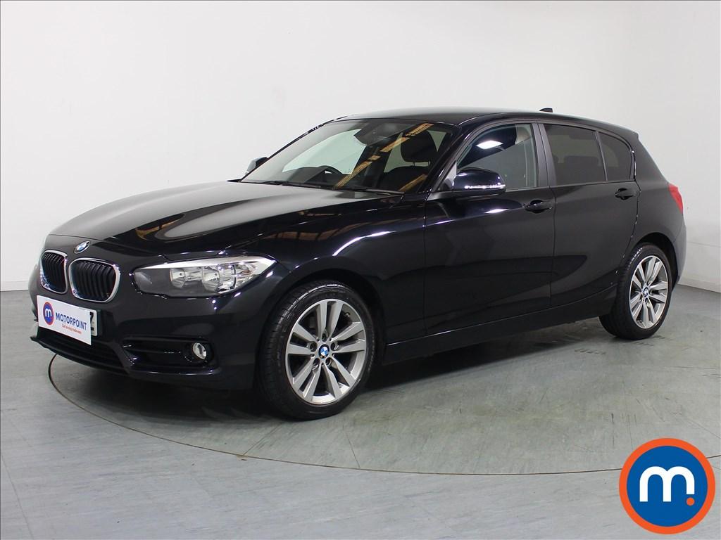 BMW 1 Series Sport - Stock Number 1098024 Passenger side front corner