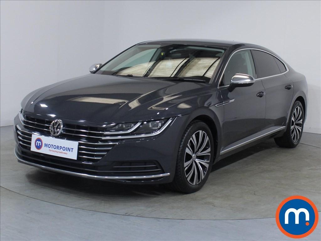 Volkswagen Arteon Elegance - Stock Number 1100408 Passenger side front corner