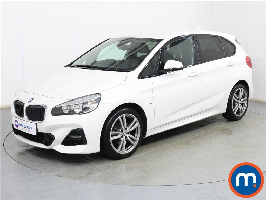 BMW 2 Series M Sport - Stock Number 1099683 Passenger side front corner