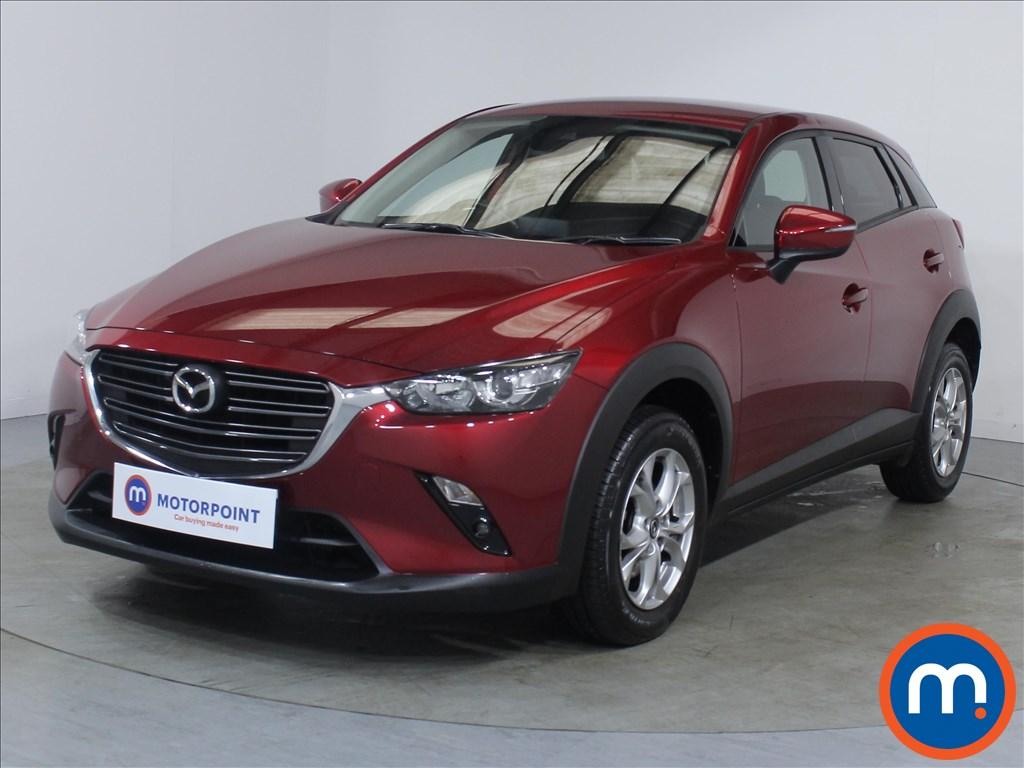 Mazda Cx-3 SE-L Nav -Plus - Stock Number 1100886 Passenger side front corner