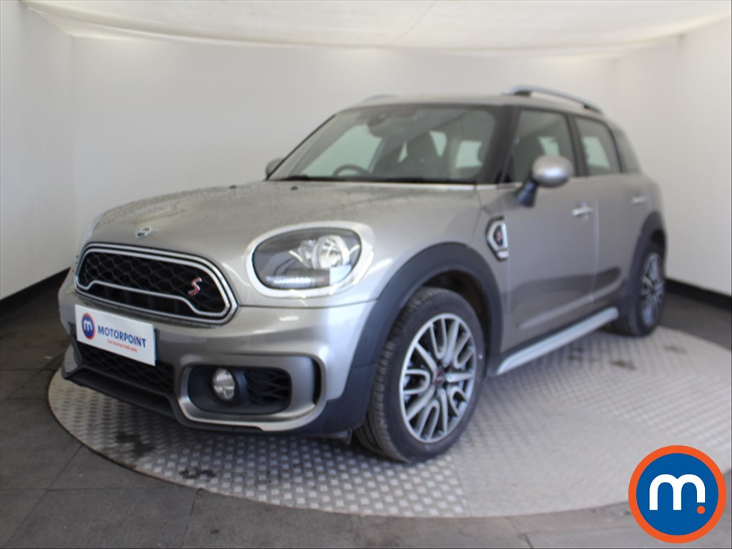 Mini Countryman Cooper S Sport - Stock Number 1097458 Passenger side front corner