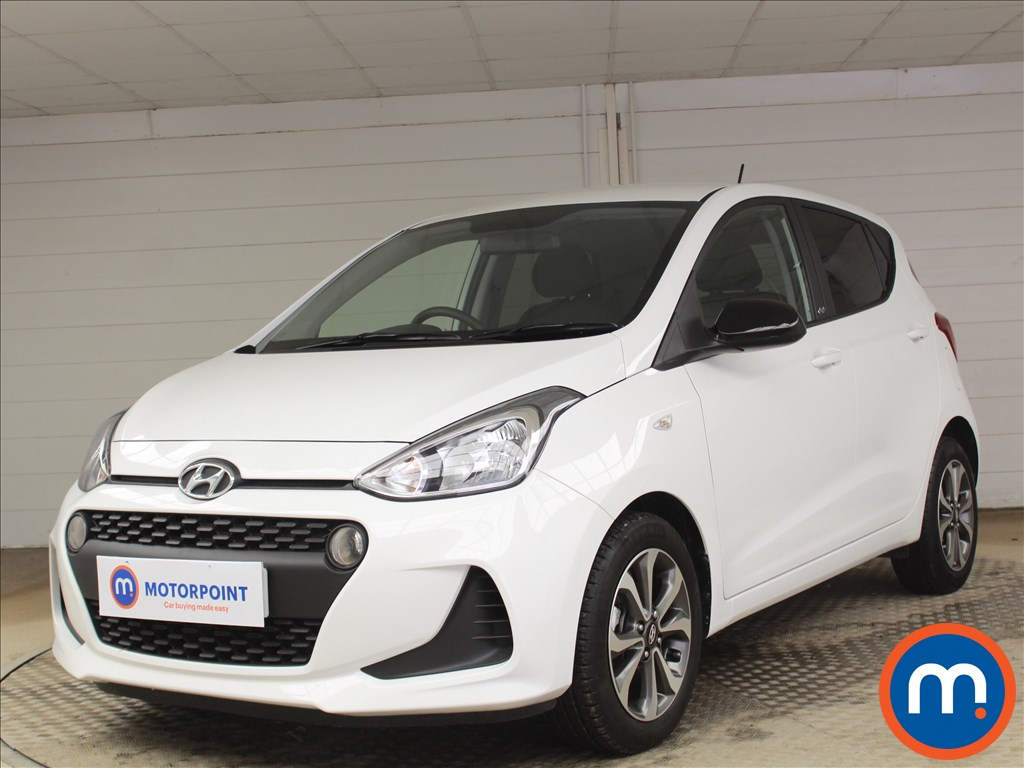 Hyundai I10 Play - Stock Number 1095270 Passenger side front corner